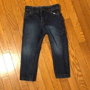 4T jeans straight
